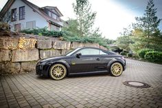 Latest Audi TT: ST springs and wheels spacers are now available Audi Tt, Automobile Companies, Honda Motors, Volkswagen Group, Tuner Cars, Car Photos, Cars And Motorcycles, Cool Cars, Autos