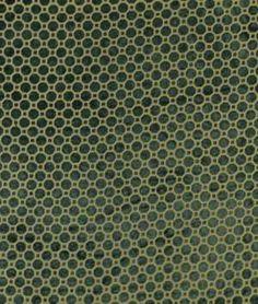 Robert Allen @ Home Velvet Geo Turquoise Fabric - $30.1 | onlinefabricstore.net