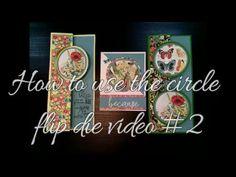 Creek Bank Creations Circle Flip Die video 2