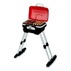 Fire up the burgers! Cuisinart's compact, high performance gas grill. #bbq #barbecue