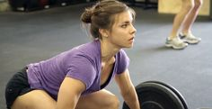 CrossFit Games | The Fittest on Earth  Julie Foucher