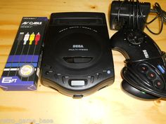 SEGA MULTI MEGA PAL VGC mega cd 32x megadrive - YUP had one :)