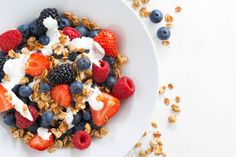 Want to lower your risk for diabetes and other health problems? Use these recipe ideas to eat more yogurt. #health #yogurt