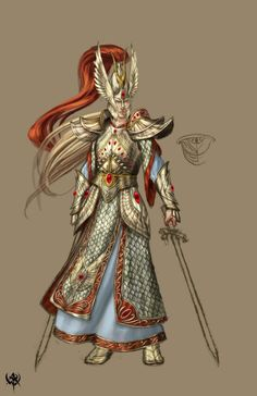 Sword Masters of Hoeth. High Elven unit for warhammer table top as well as playable character in Whammed AoR Fantasy Battle, Fantasy Armor, High Fantasy, Medieval Fantasy, Warhammer Online, Warhammer 40000, Character Portraits, Character Art, Character Design