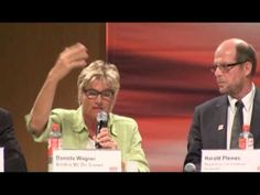 ▶ Bundestagswahl: ECHO-Podium in Darmstadt - YouTube