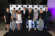 Editor Sharon Parsons with Home of the Year 2015 finalists Julia Dempster, Sarah Paterson, Marina Home Interiors Co-Founder Khurshid Vakil, Alexandra Ries, Elena Danici, Jacky Allan and Bernard Creed. #HOTY #HomeoftheYear #MarinaHomeInteriors - See more at: http://insideoutmagazine.ae/features/in-pictures-home-of-the-year-awards-2015-party-1.1600596#sthash.iXbwwIVZ.dpuf