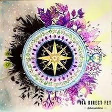 Image Result For Johanna Basford Compass