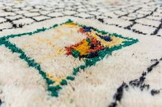Vintage Azilal Rug Size: 5.24 feet x 8.20 feet by BerberTouch