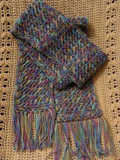Looking for crocheting project inspiration? Check out Scarves by member stitchywoman.