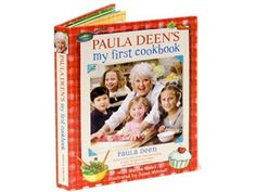 Paula Deen's My First Cookbook