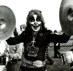 Peter Criss in Cadillac, MI