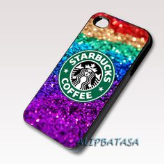Starbucks Coffee Sparkle For iPhone 4/4s 5/5s/5c by Alipbatasa, $14.25