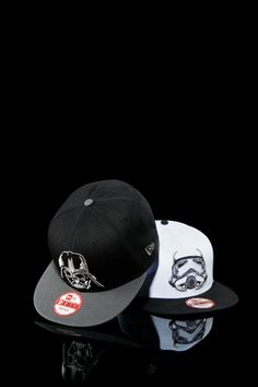 Rocket Magazine | NEW ERA X STAR WARS 59FIFTY® CAP COLLECTION | http://www.rocketmagazine.net