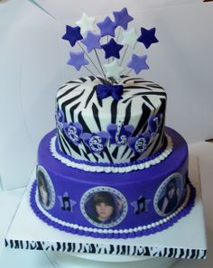 Another Justin Bieber Cake