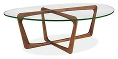 Dunn Cocktail Table - Modern Cocktail & Coffee Tables - Modern Living Room Furniture - Room & Board
