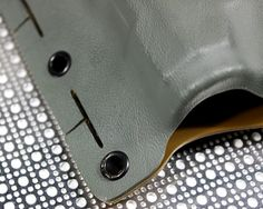 Lots of custom Kydex makers have solutions for mounting kydex holsters to molle. Well Ares Armor has come up with a rather simple and minimalistic solution to Molle-Mounting. They cut slots in the kydex to attach the holster. Such a simple solution, it makes you wonder why you didn't think of it either. According to …   Read More …