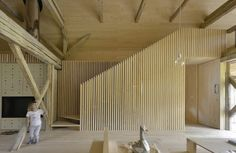 Alpine Barn by Ofis Arhitekti