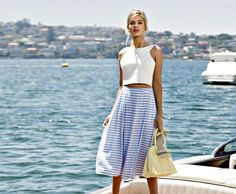 A Weekend In Nice | HOT SUMMER | Pinterest | Reiss, Summer chic ...