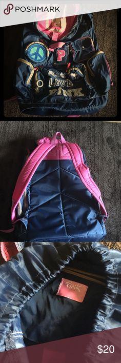 Victorias Secret Book Bag