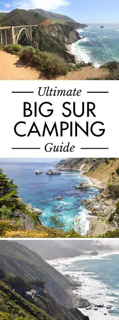 [orginial_title] – Road Affair The Ultimate Big Sur Camping Guide The Ultimate Big Sur Camping Guide. Click pin to find out where to camp, things to do in Big Sur and so much more. Big Sur Camping, Camping Bedarf, Camping Near Me, Camping Guide, Camping Checklist, Camping With Kids, Family Camping, Camping Hacks, Outdoor Camping