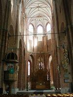 Baltijas Valstis (a balti államok): Riga – Óváros (Vecrīga)  Szent Péter templom