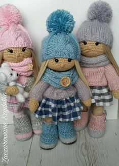 Mesmerizing Crochet an Amigurumi Rabbit Ideas. Lovely Crochet an Amigurumi Rabbit Ideas. Crochet Hippo, Crochet Rabbit, Crochet Toys, Crochet Baby, Crochet Dolls Free Patterns, Crochet Doll Pattern, Amigurumi Patterns, Doll Patterns, Knitting Patterns