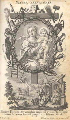 Mater Salvatoris Mother of Our Savior