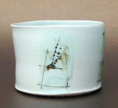 Christine Cox's Porcelain and porcelain paperclay work 2004