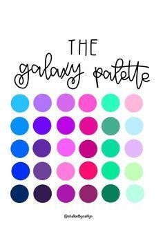 Color Schemes Colour Palettes, Colour Pallette, Color Combos, Neon Colors Palette, Good Color Combinations, Colours That Go Together, Galaxy Colors, Color Palette Challenge, Palette Art