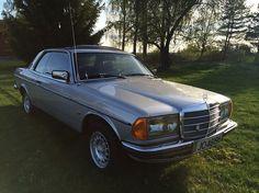 Mercedes-Benz E-Klasse 280 CE 1977, 91 623 km, kr 55 000,-