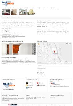 Maler Feurer AG, Kilchberg, Zürich, Gipser, Malerarbeiten, Gipserarbeiten, Tapezierarbeiten