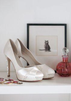 Christy, Bridal Shoes -  Bruidsschoenen - Brautschuhe