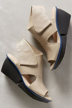 Glad to see Anthro carrying this comfortable, stable wedge by Naya (part of Naturalizer company)  Seeker Wedges - anthropologie.com