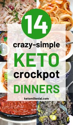 14 Keto Winter recipes that can be easily make in a crockpot or slow cooker. These keto crockpot meals are the perfect low carb comfort foods on cold winter nights. Try some delicious keto crockpot dinner recipes today and take the stress out of dinner! Slow Cooker Tomato Soup, Slow Cooker Salsa, Tomato Soup Recipes, Keto Crockpot Recipes, Crockpot Meals, Cooker Recipes, Low Carb Dinner Recipes, Keto Dinner, Cheap Family Meals