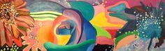 Quadri Moderni Espressionisti olio su tela