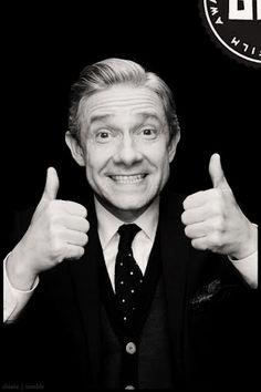 Mr. Freeman approves.
