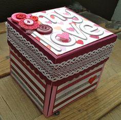 My Love Exploding Box