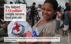 Typhoon Haiyan: 3 months on-what you have helped us achieve You Make A Difference, Tweet Tweet, Red Cross, 3 Months, Change, People, People Illustration, Folk
