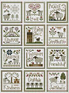 Gallery.ru / Фото #14 - lhn little sheep virtues - Ulka1104