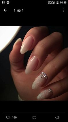323 Mejores Imágenes De Uñas Naturales Cute Nails Natural Nails Y