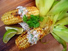 love me some corn on the cob