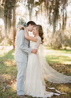 Lowcountry Charleston Winter Wedding II - Gorgeous!