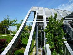 Zentrum Paul Klee Multimedia Museum by Renzo Piano in Bern, Switzerland | http://www.designrulz.com/architecture/2012/09/zentrum-paul-klee-multimedia-museum-by-renzo-piano-in-bern-switzerland/