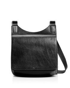 Crafted according to time-honored traditions in some of America's oldest tanneries, Shinola handbags-like this clean-lined, versatile crossbody-were designed to be carried for years to come.   Leather