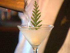 Winter party ideas: Snow ideas - snow martini