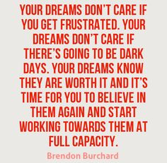 Dreams - Brendon Burchard