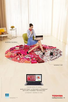 Toshiba: Shopping | Ads of the World™