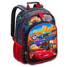 787399abee Cars Backpack - Back to school with Disney backpacks