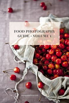 These five great food photography tips will change the way you blog, Instagram, or just savor the moment (pun intended)!