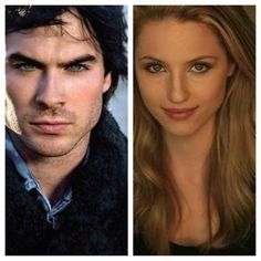 Picks for Bared to You. Gideon Cross and Eva Tramell Ian Somerhalder and Diana Agron